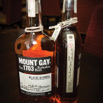 Mount Gay Rum. Chapter members tasted different varieties of the rum, learned about the characteristics of each, and the distilling process.