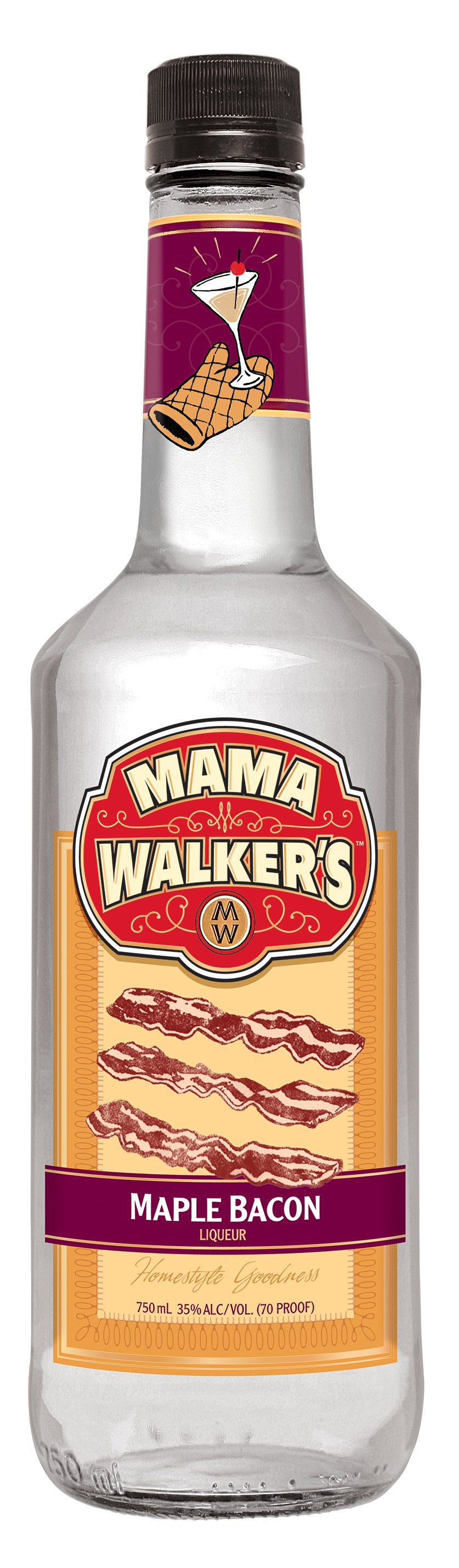 """PERNOD RICARD UNVEILS NEW LINE """"MAMA WALKER'S™"""""""