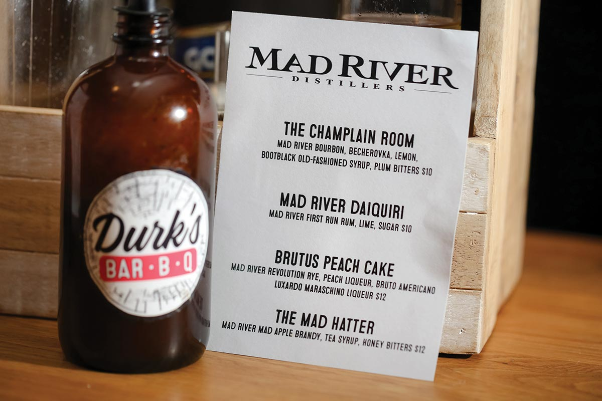 Mad River Distillers Hosts Cocktail Competition in Providence
