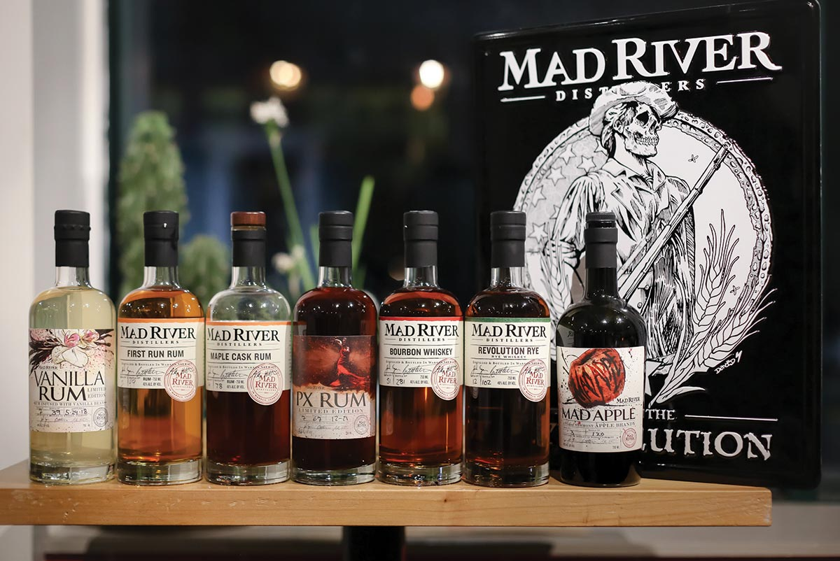 Mad River Distillers Pairs Vermont Tastes with Local Treats