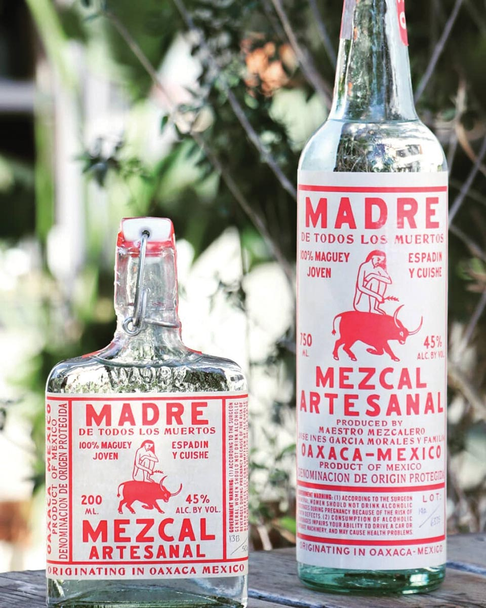 Madre Mezcal Newly Offered in Connecticut