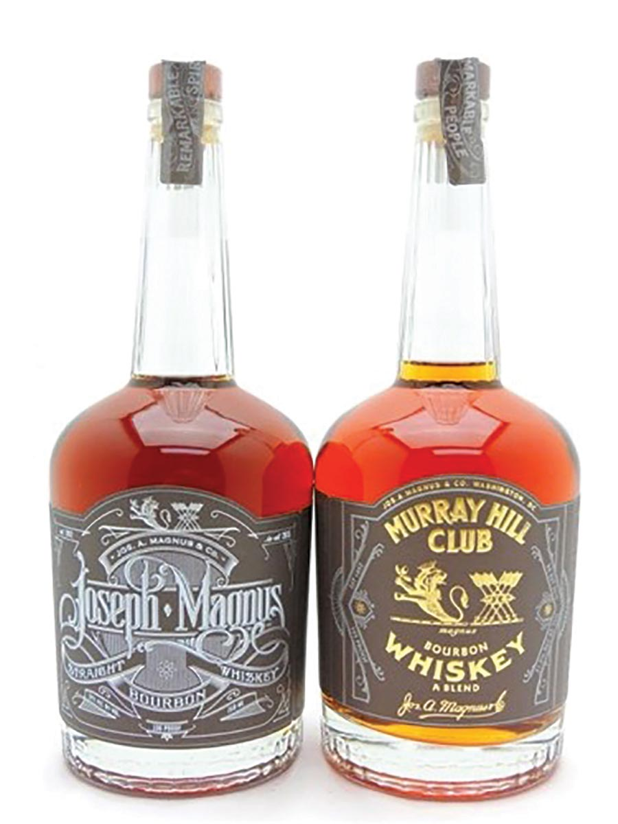 Joseph Magnus Bourbon Newly Available Via Allan S. Goodman