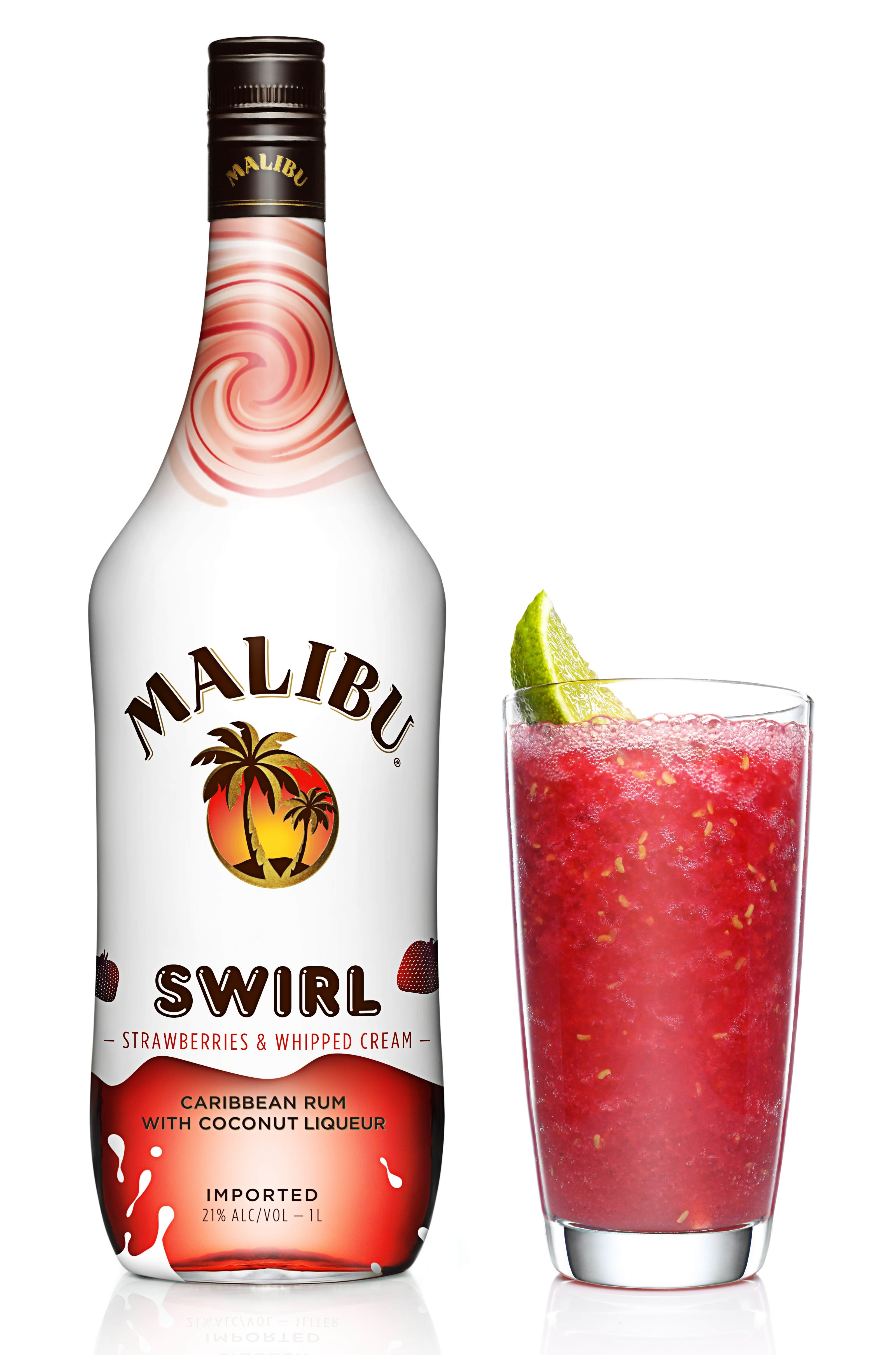Malibu Rum Banana Liqueur Drink Recipes