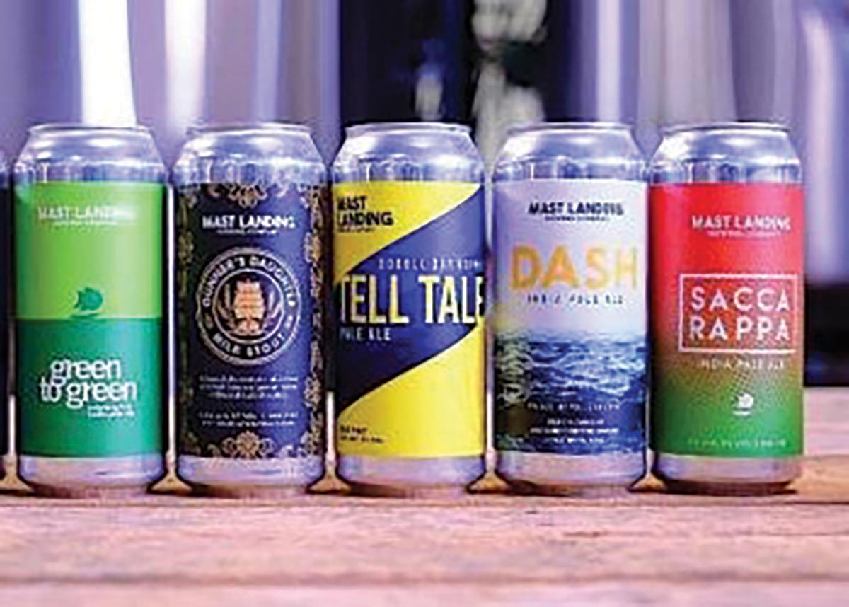 New Brews from Maine Ready for Rhode Island Shelves
