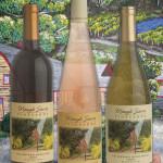 Maugle Sierra wines.