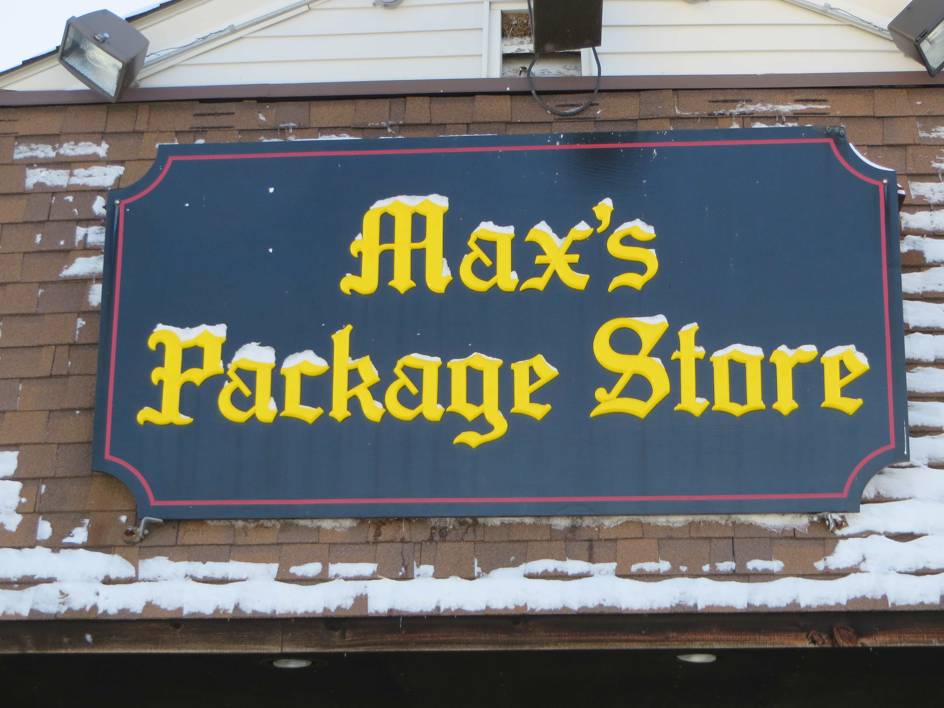 Retail Review: Max's Package Store