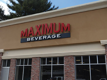 MAXIMUM BEVERAGE EXPANDS INTO FARMINGTON
