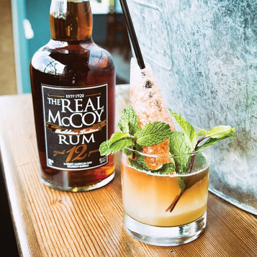 USBG RI Hosts The Real McCoy Rum Brand Session