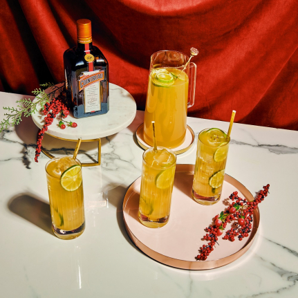 Holiday Cocktails Offer New Tastes