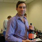 Hadrian Gardner, Key Account and Marketing Manager, Metrowine Group.
