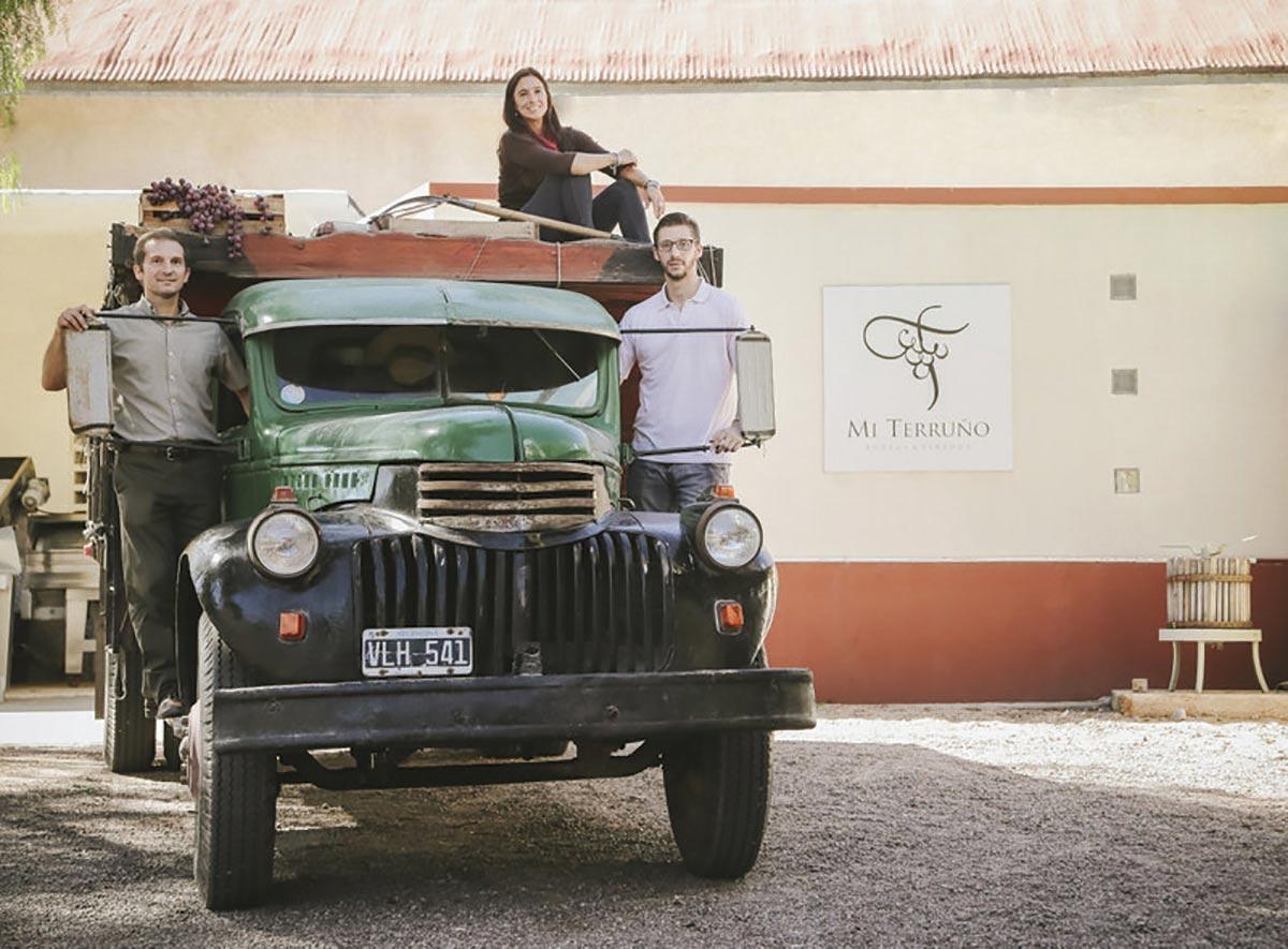 Fine Terroir Adds Argentinian Wine Producer Mi Terruño