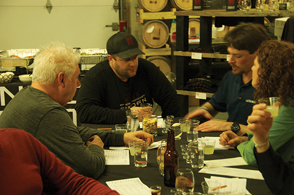 Sons of Liberty Hosts New Product Tasting