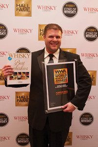 Mike Reppucci, founder of South Kingstown's Sons of Liberty Spirits Co.