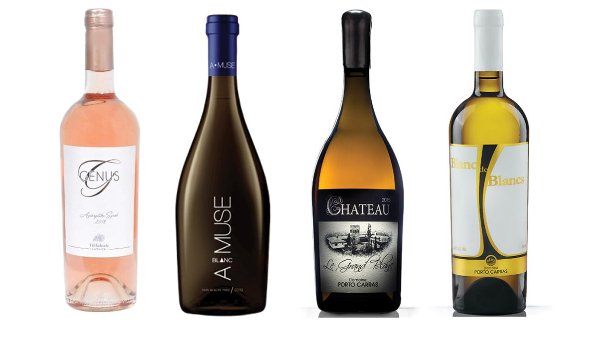 Mina Distributors Offers New Greek Wines to Connecticut