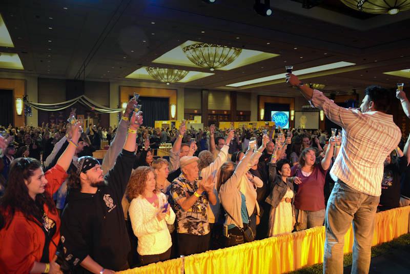 Mohegan Sun's First Brewfest Draws Thousands