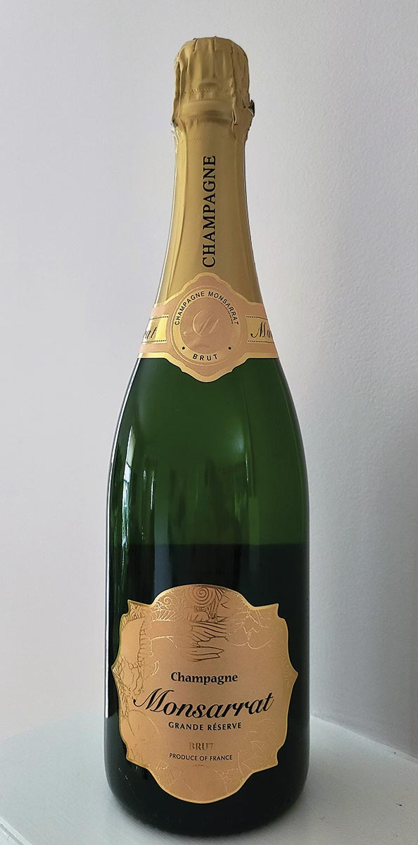 Slocum & Sons Welcomes Champagne Monsarrat for the Holidays