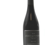 """Legado del Moncayo 2015 Old Vines """"Montana"""" by Issac Fernandez Selección from Campo de Borja D.O. region, 100% Garnacha Tinta (Red Grenache)."""