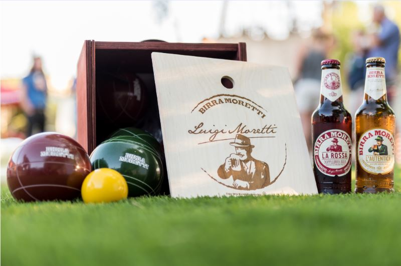 Birra Moretti's Bocce Program Returns for Spring