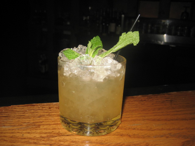 "Serving Up: Plan B's ""Whiskey Smash"""