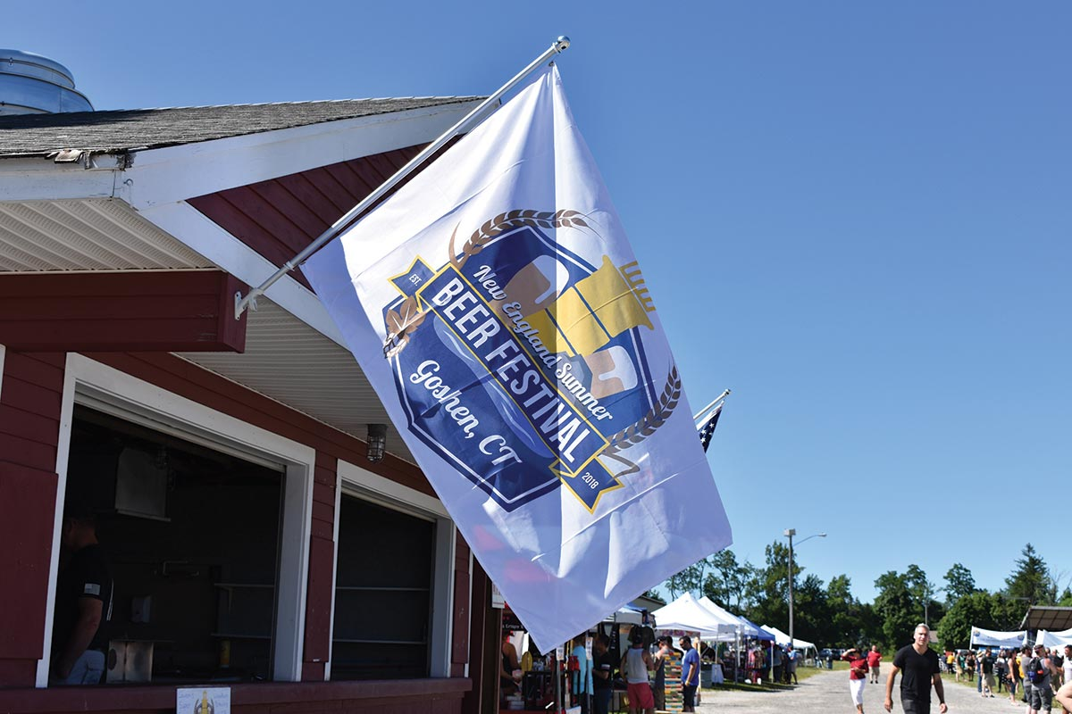 New England Summer Beer Festival Premieres in Goshen