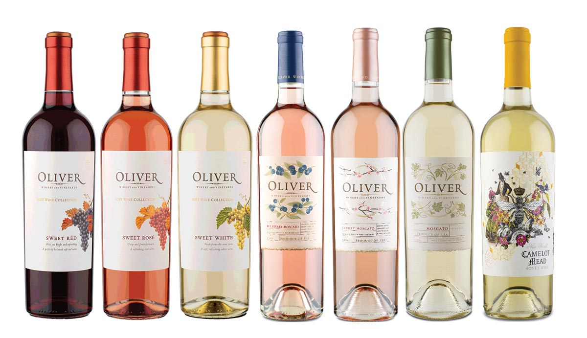Oliver Winery Selections Joins MS Walker Portfolio