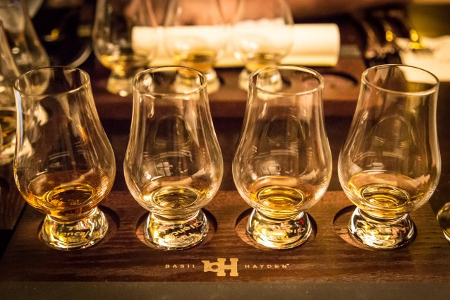 Education, Experts Pair Up At New England Whiskey Festival