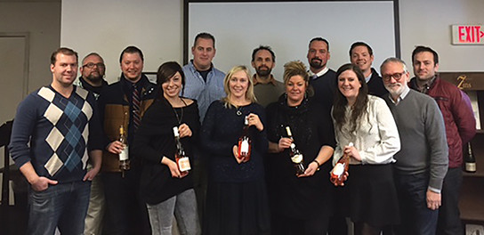Second Annual Spring Rosé Kickoff at New England Wine & Spirits