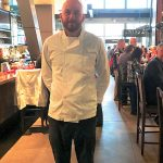 Newly hired Executive Chef Phil Parisse of NIXS Hartford.