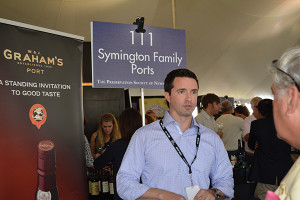 Bryan Hoffman, Symington Family Estates, NE Regional Manager.