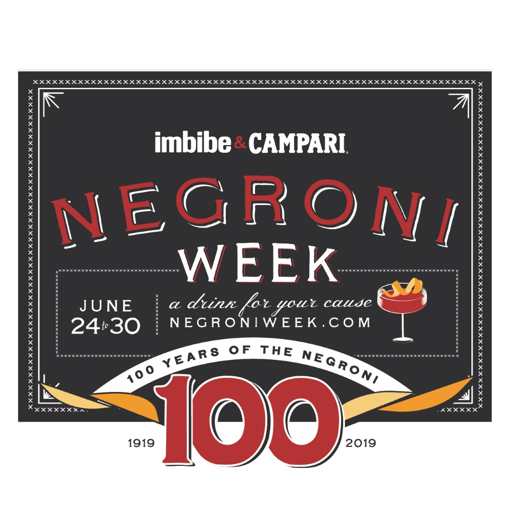 Seventh Annual Negroni Week Marks 100th Anniversary of the Cocktail