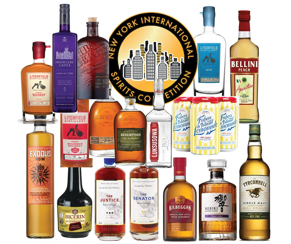 Connecticut Companies Medal in International Spirits Competition