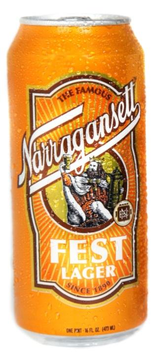 Narragansett Fest Arrives for Fall Season