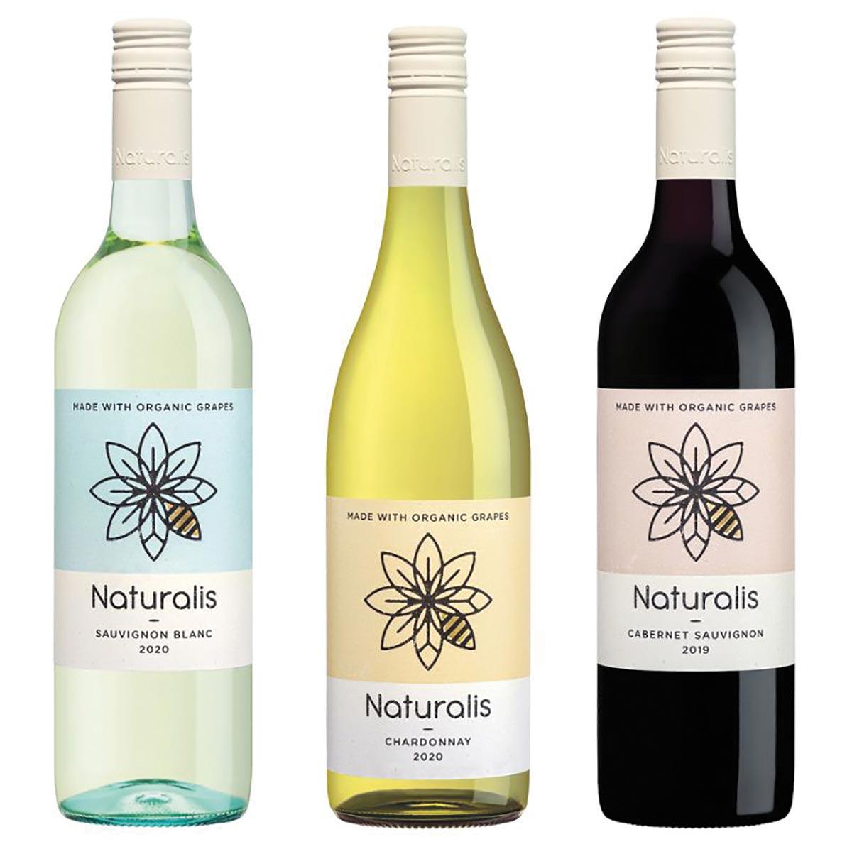 California's Naturalis Wines Launch Locally