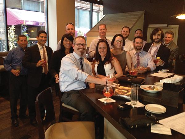 Campari Negroni Week Celebrated at Dish in Hartford