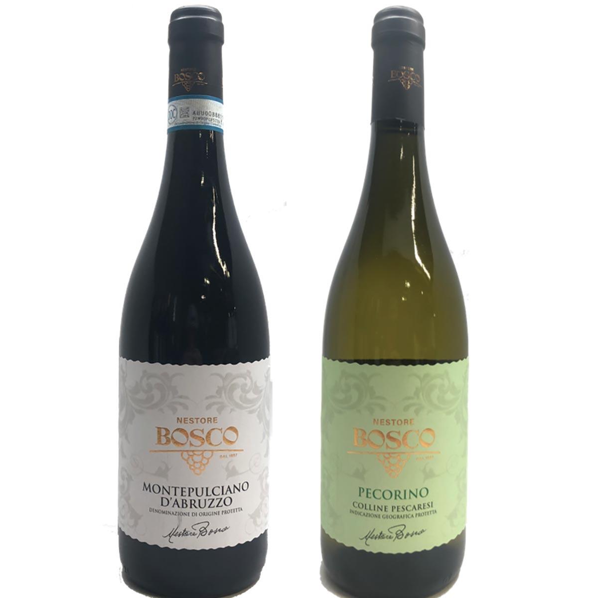 Votto Vines Adds Nestore Bosco Abruzzo Wines