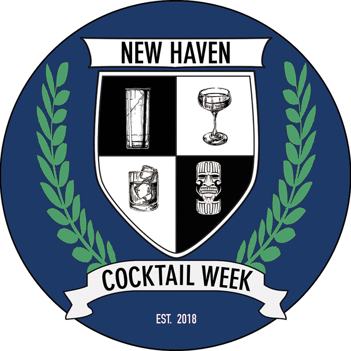 August 31 – September 5, 2020: New Haven Cocktail Week