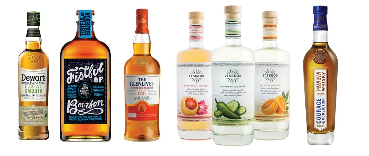 New Spirits Selections Added to CDI Portfolio
