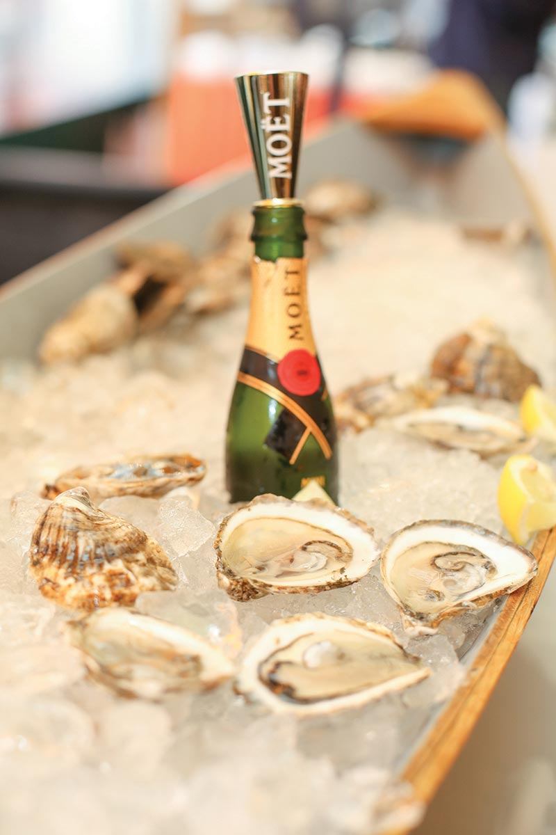 Newport Oyster Festival Opens with VIP Benefit Party