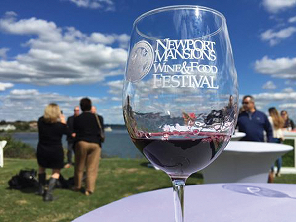 The 11th Annual Newport Mansions Wine & Food Festival.