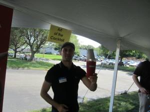 Nicholas Queiroz, Wine & Spirit Account Development Manager, Brescome Barton