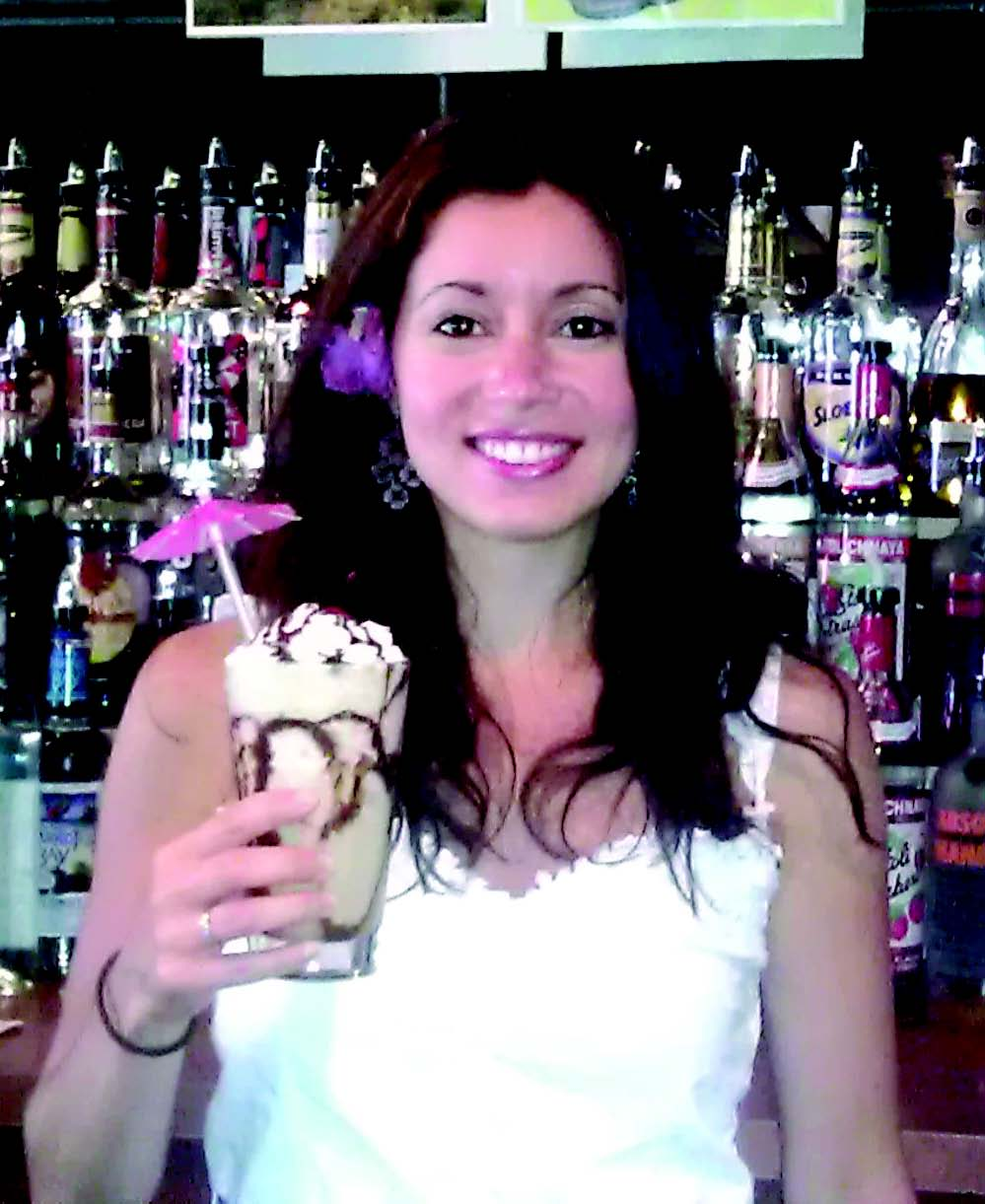 "Serving Up: Gillary's Tavern ""Frozen Mudslide"""