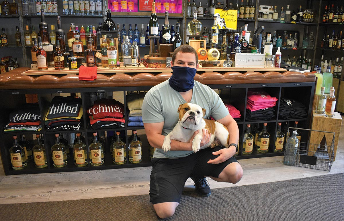 Retail Review: Nick's Chilled & Distilled