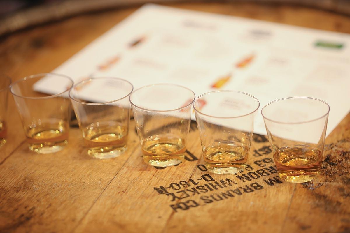 Horizon Beverage Hosts Nikka Japanese Whisky Seminar