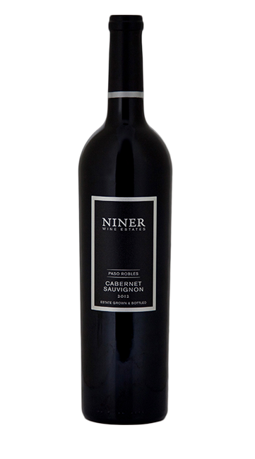 Niner Wine Estates Offers 2013 Cabernet Sauvignon
