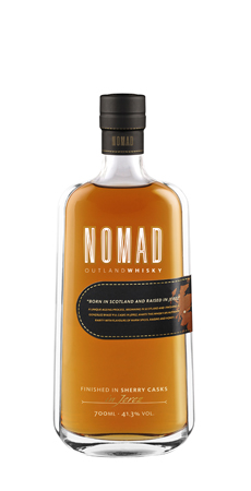 González Byass Releases Nomad Outland Whisky