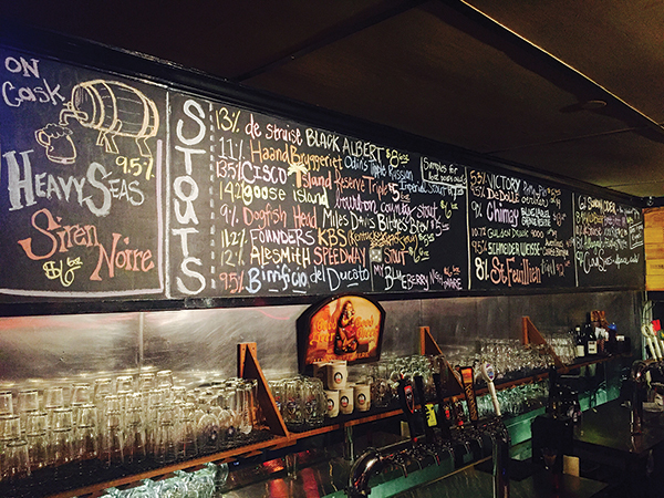 Norey's Named in Great American Beer Bar List