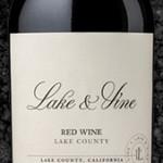 Lake & Vine Red Blend