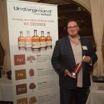 Andrew Lix, Brand Ambassador, Cleveland Whiskey.