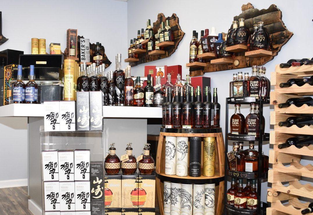 Retail Review: Old Post Spirit Shop