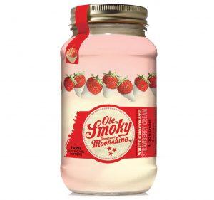 Ole Smoky White Chocolate Strawberry Cream